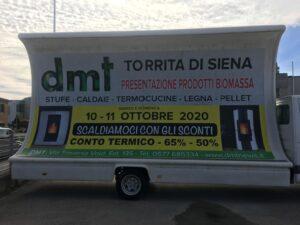 DMT 10/11 ottobre 2020 - Presentazione Prodotti Biomassa